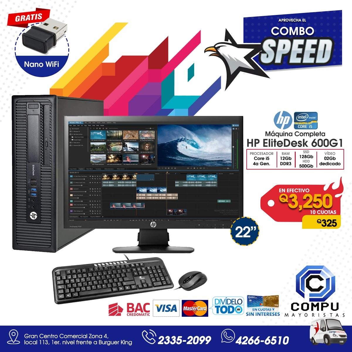 Computadoras HP Para Diseñadores Graficos