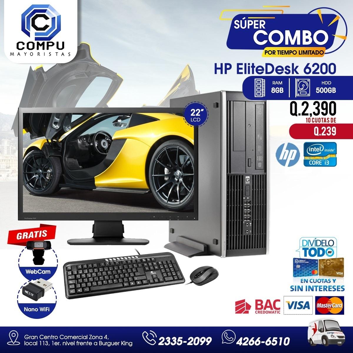 Computadoras con Web y Wifi