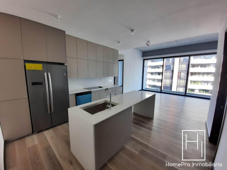 HomePro Inmobiliaria renta de apartamento para ESTRENAR en edificio moderno en zona 14!