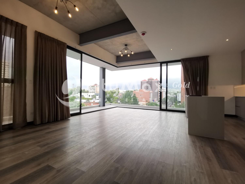 CityMax-Gold renta apartamento para ESTRENAR en edificio moderno en zona 14!