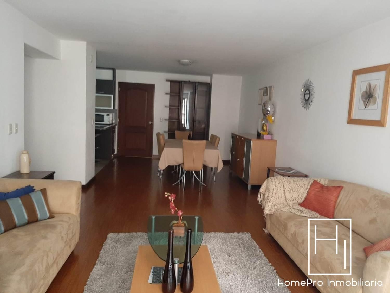 HomePro Inmobiliaria Renta apartamento amueblado en zona 14!
