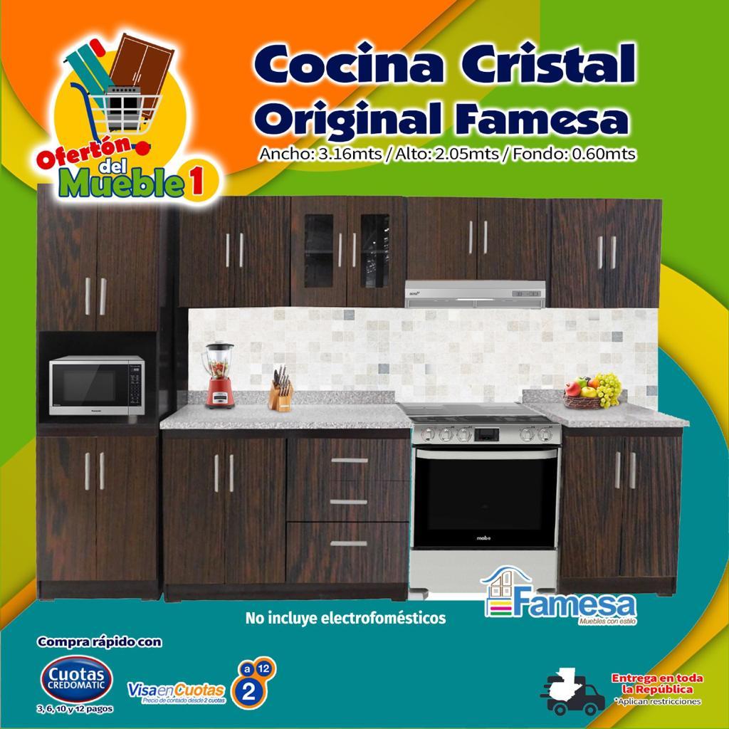 Muebles para la Cocina en Villanueva Guatemala