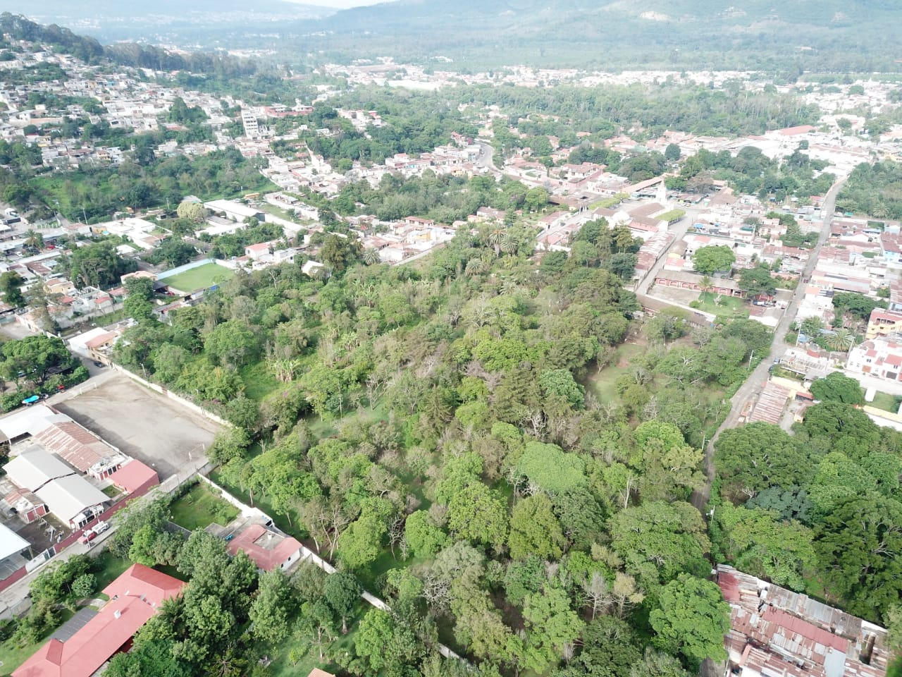 Excelente terreno en Antigua Guatemala