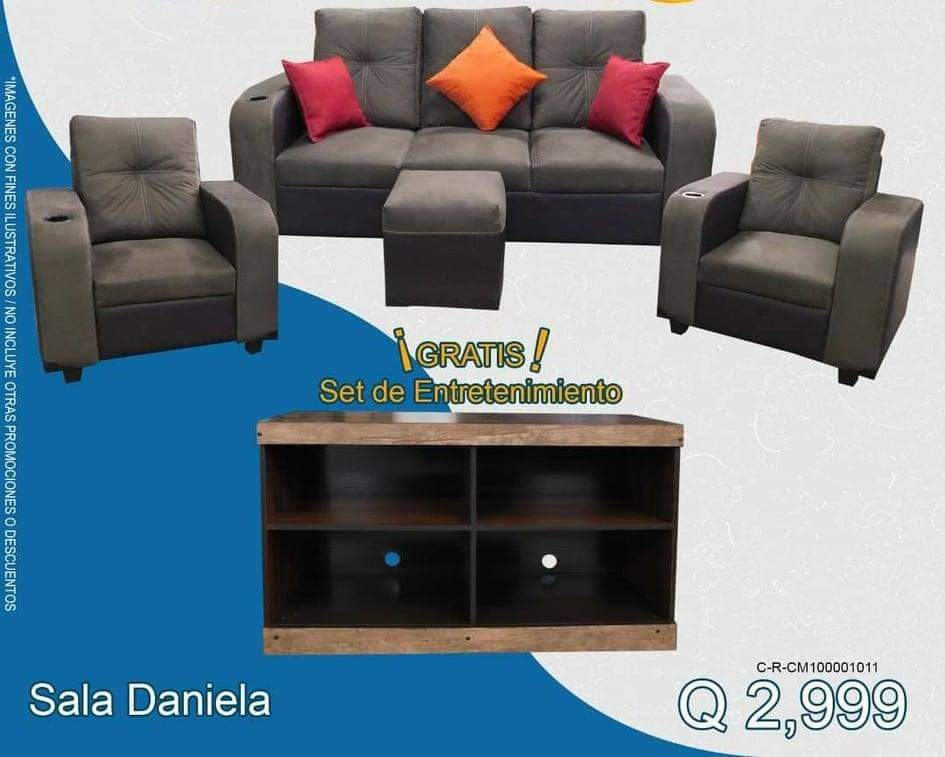Venta de Muebles de Madera en Chimaltenango