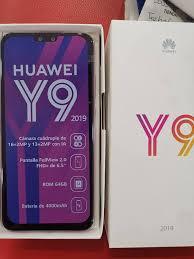 Ganga, como nuevo smartphone HUAWEI Y9, remato
