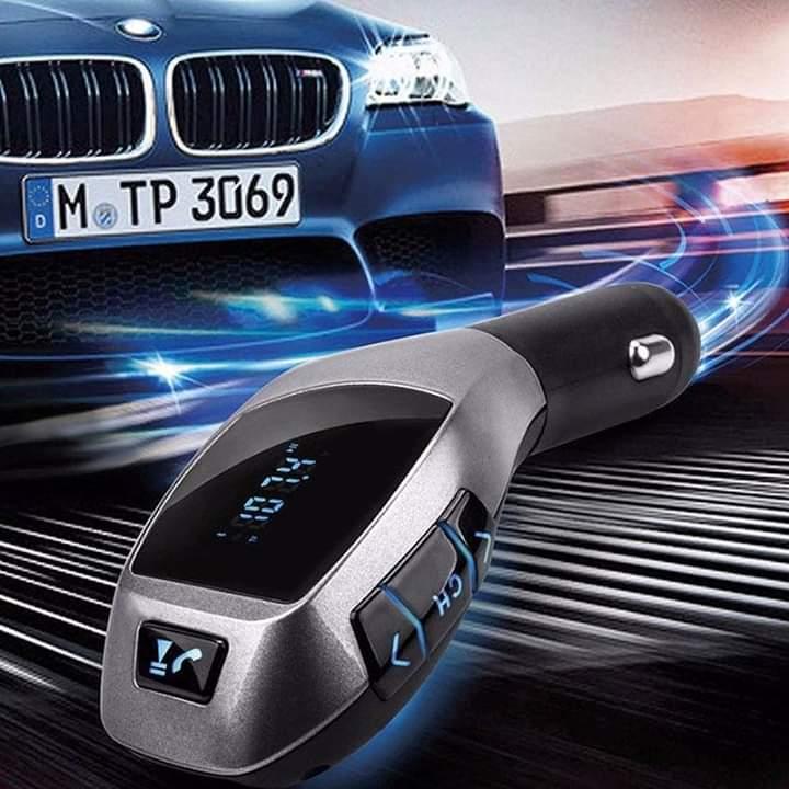 Bluetooth FM Transmisor