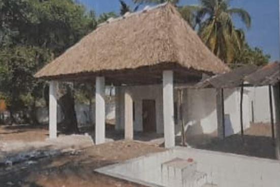 Casa con terreno de 3700 v2 en Venta en El Tular