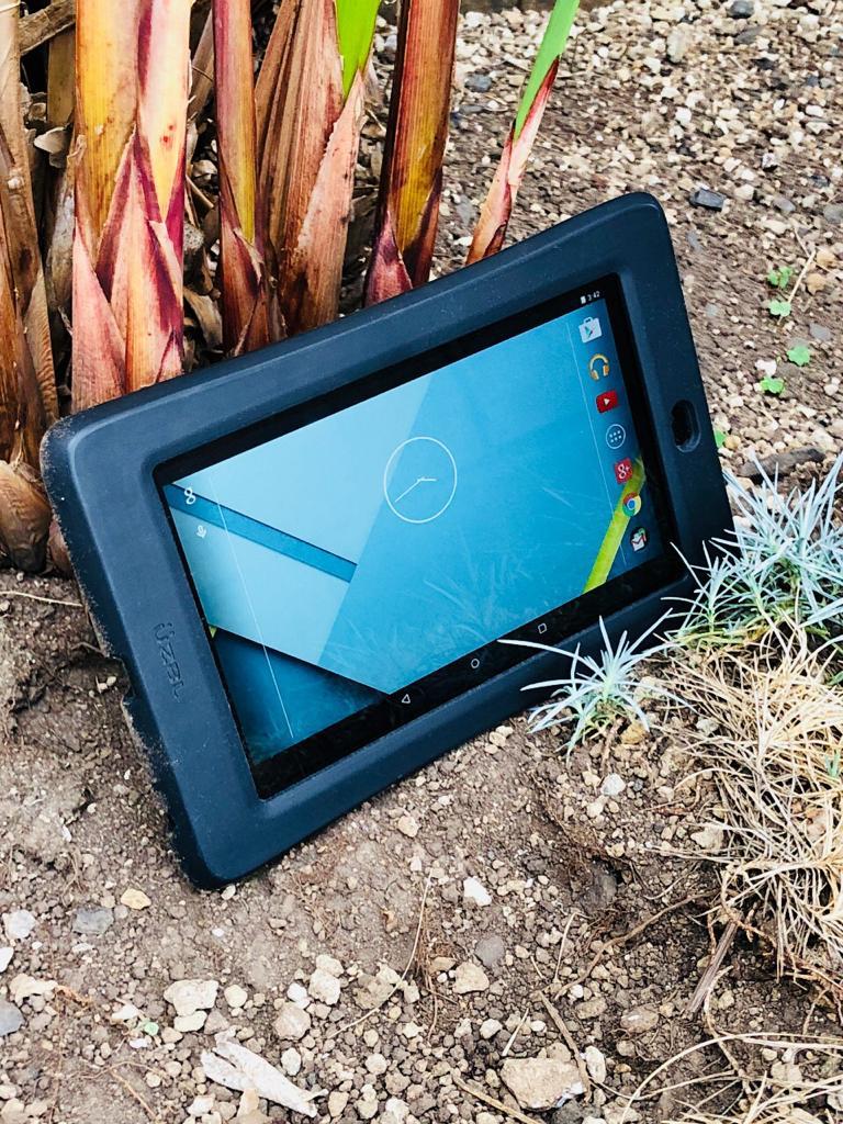 Tablet para niños Asus Nexus 7