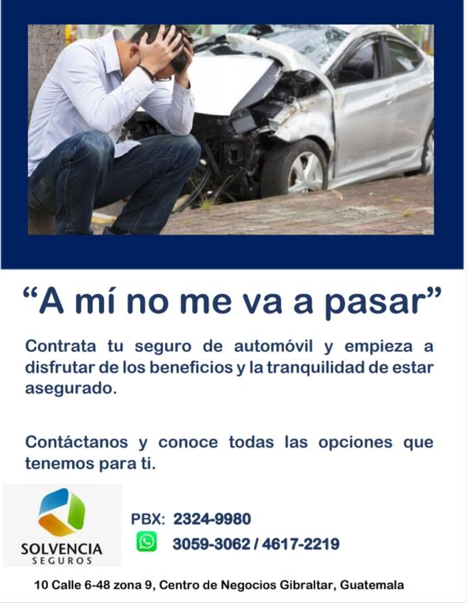Seguros de Automovil