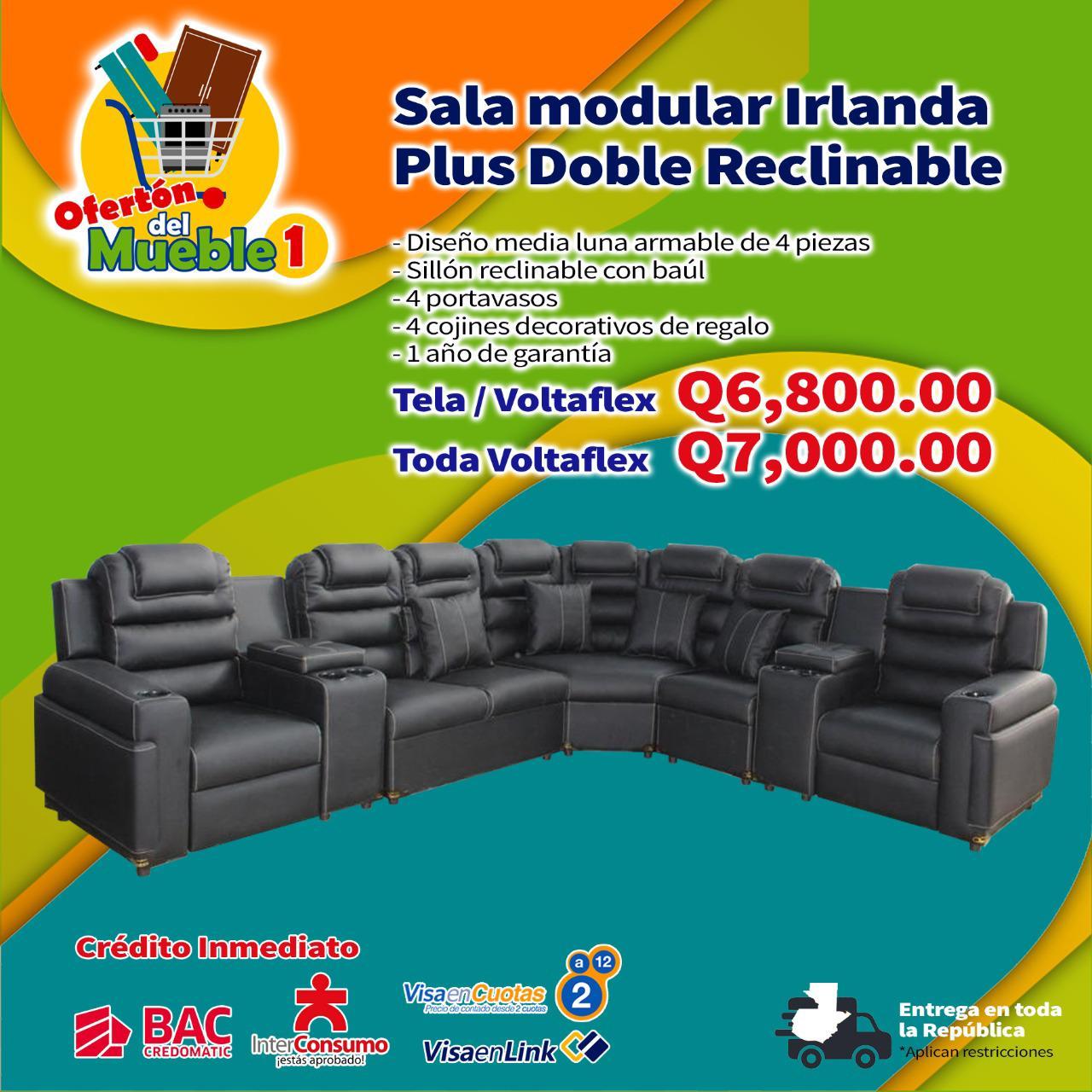 Muebles para el Hogar, Muebles de Sala en Villanueva, Guatemala