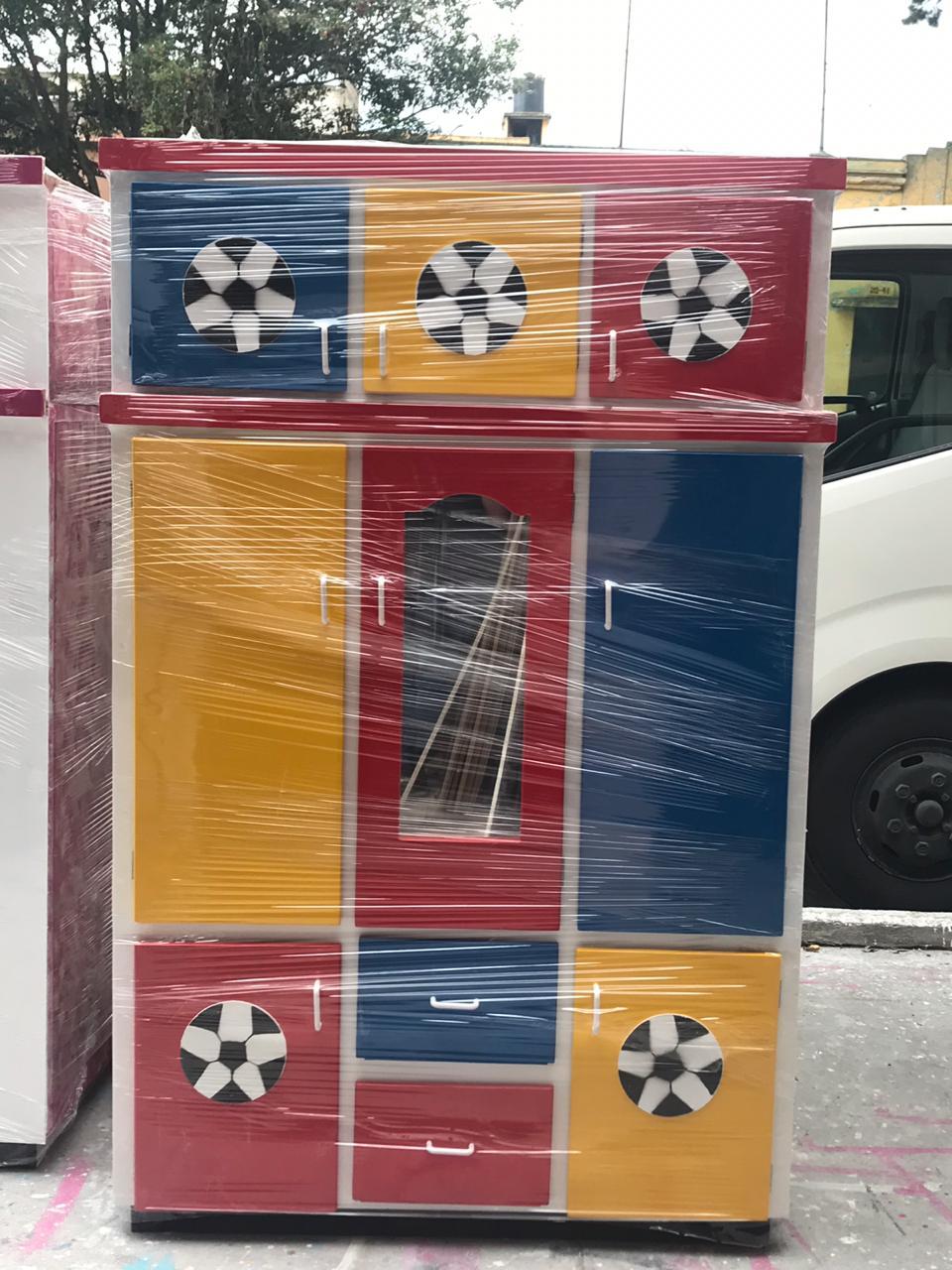 Mueble Para Niño -en Visacuotas- Closeth para niños
