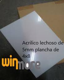 ACRÍLICO LECHOSO DE 3MM